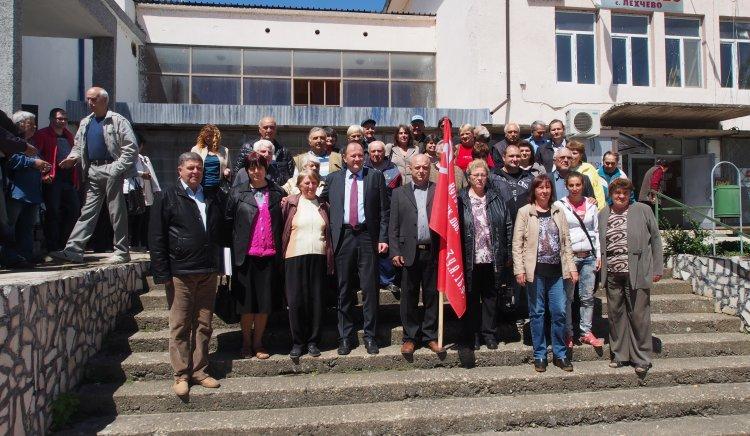 Организацията на АБВ в община Бойчиновци публично напусна партията. Върна се в БСП