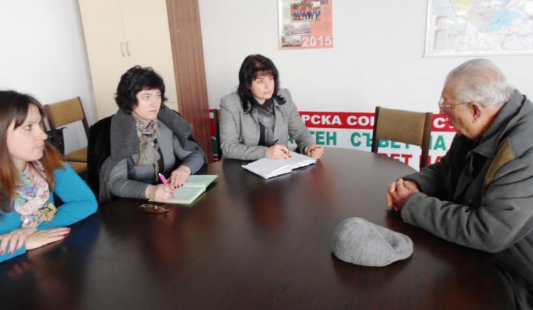 Общинските съветници от БСП: Ангажираме се да търсим решението на проблемите на хората